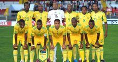 Bafana Bafana Of SA Arrives Nigeria Ahead Of 2019 AFCON Qualifier Against Super Eagles | Shokishombolo News