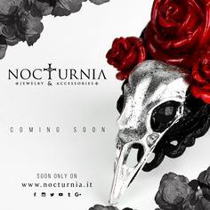 Soon a new ring by Nocturnia will be available soon only on www.nocturnia.it Worldwide Shipping