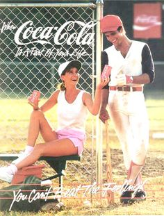 Coca-Cola Anos 1980