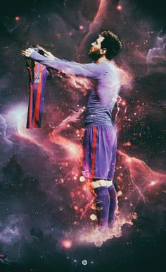 Lionel Messi El Classico artwork on tumblr by doyneamic-two. Bellismo.