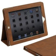 Leather I-Pad 2 Cover