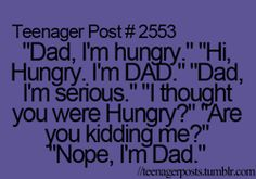 omg, exact conversation with my dad and my mom and everyone else in my family          -__-