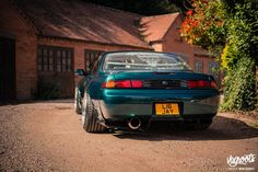 """#Nissan #Silvia #S14a #200sx #Modified #Stance Work Meistersinger S1 18"""" Wheels"""