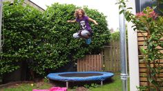 What should you look for before you buy a trampoline?