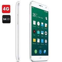 Meizu MX4 4G Smartphone - 16 GB de memoria interna, Octa Core CPU, 2GB de RAM, 5,4 pulgadas 418PPi Display (Plata) de Meizu, http://www.amazon.es/dp/B00TO2JGO6/ref=cm_sw_r_pi_dp_B-Cpvb0VH4029