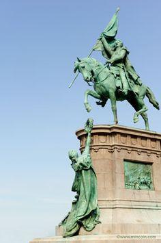 Le monument du General José Francisco de San Martín - Boulogne-sur-Mer