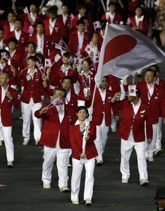 Japan - Opening Ceremony