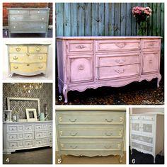 Antique Dresser | This Handmade Life