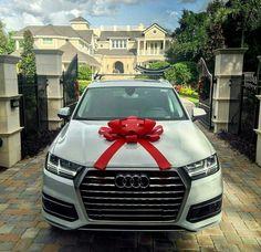 Audi q7,perfect gift