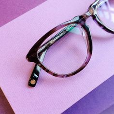 66040ff5c68 Marcel in Plum Marblewood from our Spring 2014 Collection Eyeglasses For  Women