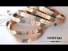 Loom Bracelet Patterns, Bead Loom Bracelets, Beading Tutorials, Beading Patterns, Beaded Jewelry Designs, Loom Beading, Baby Knitting Patterns, Friendship Bracelets, Beads