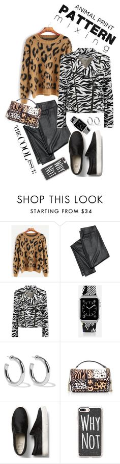 """""""Animal Print Mix..Happy Weekend !!!!"""" by shortyluv718 ❤ liked on Polyvore featuring Avon, Pierre Balmain, Casetify, Sophie Buhai, Ballin and animalprint"""