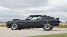 1969 Ford Mustang Boss 557