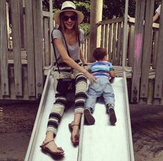 Kerr: So much fun with my little love
