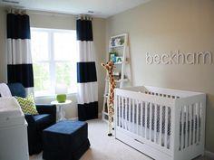 Baby Boy Nursery Ideas | ... Crib for Your Baby: Lifestyle Nursery Ideas For Boys – Bloombety