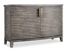 A study in rustic sophistication, the Delano chest takes an understated approach to linear design.