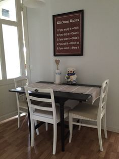 Kitchen This Is Us, Dining Table, Kitchen, Furniture, Home Decor, Cooking, Decoration Home, Room Decor, Dinner Table