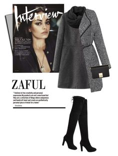 """""""ZAFUL.com"""" by monmondefou ❤ liked on Polyvore featuring Humble Chic, Jaeger, women's clothing, women's fashion, women, female, woman, misses, juniors and zaful"""