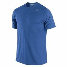 huge selection of 5f111 86529 Nike Legend Dri-Fit Polyester Men s Training T-Shirt University Blue