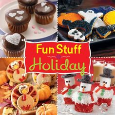Fun Stuff Holiday Recipes *** Check this awesome product by going to the link at the image.