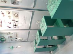 Vintage bulbs helped to make a lovely Mackay and Pearson jewellery display at British Trade Craft Fair