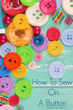 How To Sew On A Butt