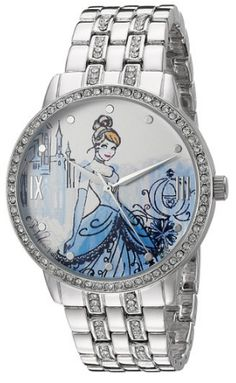 I am feeling like a princess with all of the Disney wedding planning I have been doing. I am not having a Cinderella themed wedding but I certainly feel like Cinderella. I wanted a little something to keep that felling alive. I have found just the thing. Today's Disney discovery is a Cinderella watch. Isn't …