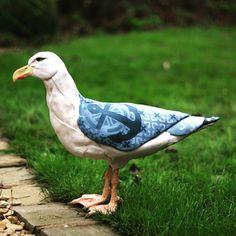 Seagull #ceramicanimals #ceramics #art #phoenixstudiotowersey #jamesort #seagulls
