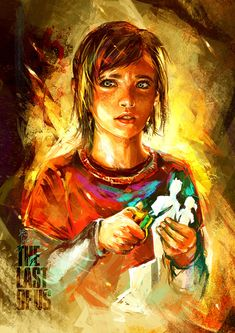 The Last of Us by Ryuuka-Nagare.deviantart.com on @deviantART This is gorgeous!