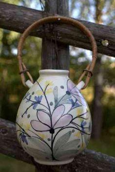 Uppsala, Lassi, Pottery Vase, Ceramic Artists, Metallica, Finland, Scandinavian, Pots, Porcelain