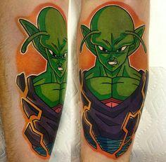 Piccolo tattoo
