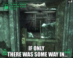 Fallout 3 - Role Playing Gamers - http://www.roleplayinggamers.info #MaVi|#Logic