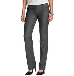Marisa Straight Leg Pants in Micro Textured LOFT Bi-Stretch   Loft