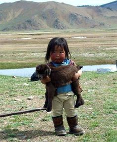 A Photographer Visited A Lost Mongolian Tribe. These Photos Are Stunning