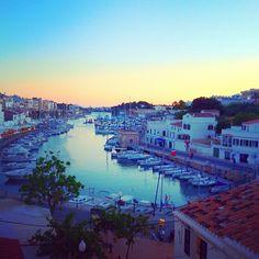 Nos encanta Ciutadella, Menorca. ¡Y más estando tan cerca de nuestro apartotel!