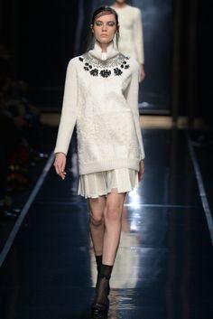 Ermanno Scervino RTW Fall 2014 - Slideshow - Runway, Fashion Week, Fashion Shows, Reviews and Fashion Images - WWD.com