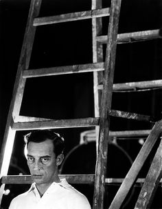 Buster Keaton by Cecil Beaton in 1931
