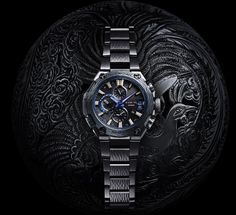 Metal meets bluetooth in this homage to 20 years of refined MR-G craftsmanship. Available in September the newest MR-G leaves no stone unturned and no detail overlooked. G Shock Watches Mens, Casio G Shock, Watches For Men, G Shock Mudmaster, Tactical Watch, Fly Gear, Mens Digital Watches, Stuff To Buy, 20 Years
