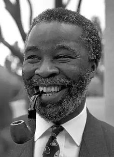 World leader today is Thabo Mbeki and it is his birthday.