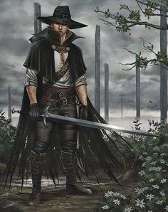 Good witch Hunter by DanPilla on DeviantArt