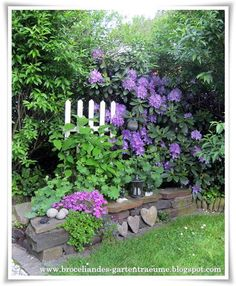 Broceliandes Gartenträume (broceliande63) on Pinterest