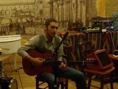 Jam session in Exarchia