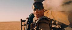 Furiosa - Mad Max Fury Road Imperator Furiosa, Mad Max Fury Road, Charlize Theron, Chrome