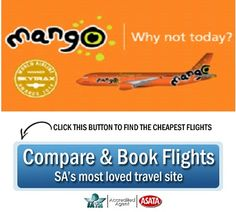 Best Flights, Cheap Flights, Mango Airlines, Flight Booking Sites, Domestic Airlines, Airline Flights, Books Online, South Africa, Easy