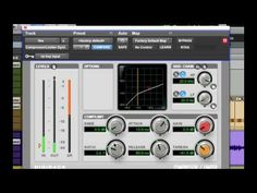 Using compression to add punch, warmth and power to your mix