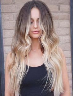 Most Desired Long Wavy Ombre Hairstyles for Women to Fuel Your Style Addiction