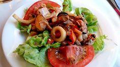 l'esquinade restauran marseille -- fruits de mer starter: http://www.europealacarte.co.uk/blog/2015/07/16/review-of-lesquinade-restaurant-in-marseille/