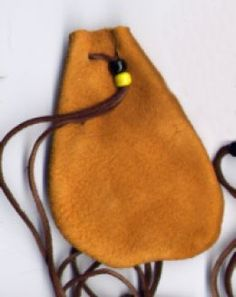 How To Make Medicine Bags and Magic Pouches
