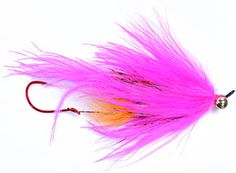 10 best winter steelhead flies: This is an all around god choice where I live :)