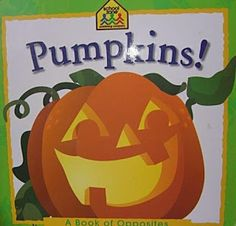 LMN Tree: Great Free Pumpkin Activities, Resources and a Free Pumpkin Patch Book you don't want to miss!